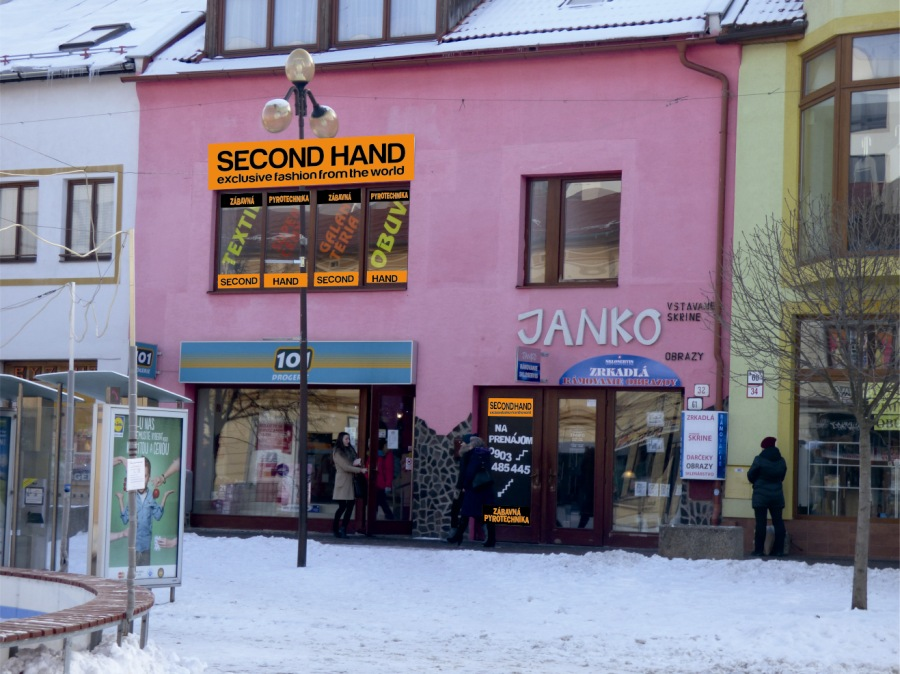 Second Hand poprad